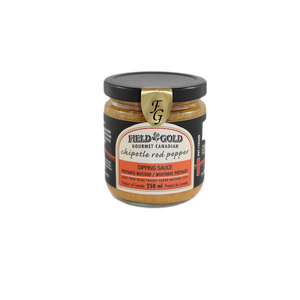 Field Gold Chipotle Red Pepper Mustard Dipping Sauce