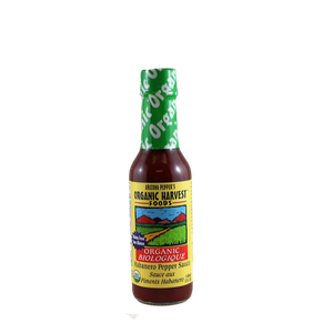 Arizona Peppers Organic Harvest Foods Habanero Pepper Sauce