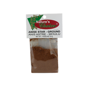 Nature's Choice Anise Star Whole