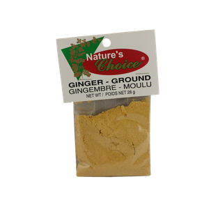 Nature's Choice Ginger Ground