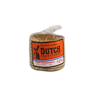 Dutch Traditions Butter Syrup Wafers