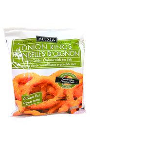 Alexia Onion Rings With Sea Salt