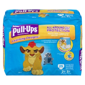 Huggies Pull Ups Boys 2t-3t