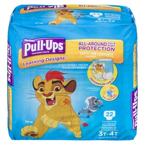 Huggies Pull Ups Boys 3t-4t