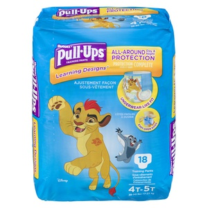 Huggies Pull Ups Boys 4t-5t