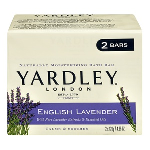 Yardley English Lavender Soap Bar