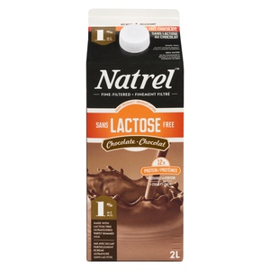 Natrel Lactose Free Chocolate 1% Milk