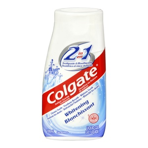 Colgate Liq. 2 in 1 Whitening