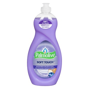 Palmolive Ultra Soft Touch Almond Milk Blueberry Dish Liquid