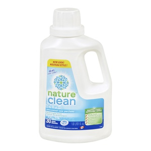 Nature Clean Laundry Liquid Unscented