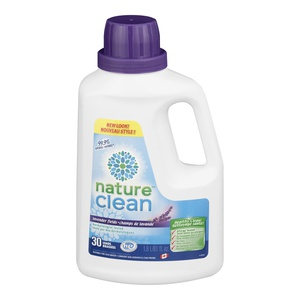 Nature Clean  Lavender Laundry Liquid