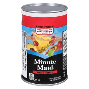 Minute Maid Punch Fruit