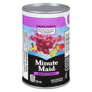 Minute Maid Punch Grape