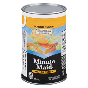 Minute Maid Punch Mango