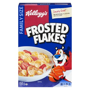 Kelloggs Frosted Flakes Family Size
