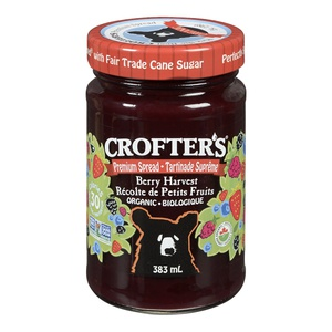 Crofters Organic Berry Harvest Superfruit Spread