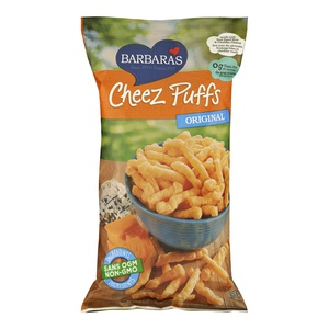Barbaras Cheez Puffs Original