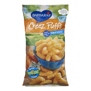 Barbaras Cheez Puffs Baked Original