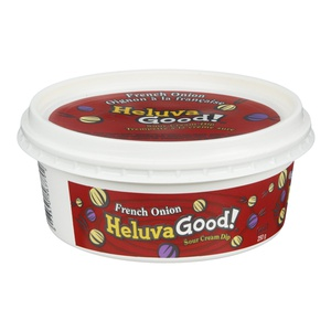 Heluva Good Sour Cream Dip French Onion