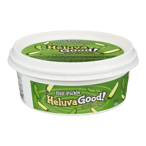 Heluva Good Sour Cream Dip Dill Pickle