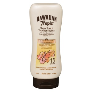 Hawaiian Tropic Sheer Touch Lotion SPF 15
