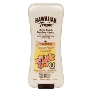 Hawaiian Tropic Sheer Touch Lotion SPF 30