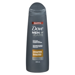 Dove Men+care Thick & Clean Shampoo