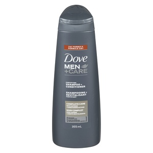 Dove Men+care Fortifying Shampoo + Conditioner