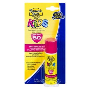 Banana Boat Kids Sunscreen Stick Spf50