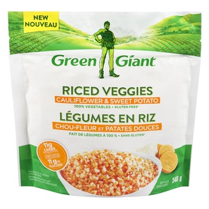 Green Giant Riced Veggies Cauliflower & Sweet Potato