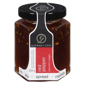 Gourmet Chef Red Pepper Jelly