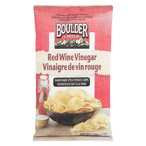 Boulder Canyon Red Wine Vinegar Potato Chips