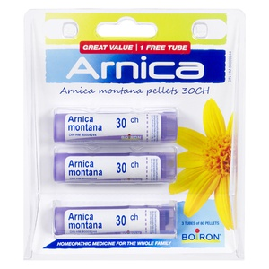 Boiron Arnica Montana Pellets 30ch Buy 2 Get 1 Free
