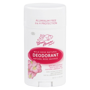 Green Beaver Co Natural Deodorant Rose