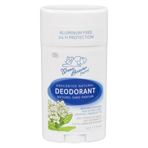 Green Beaver Co Natural Deodorant Unscented