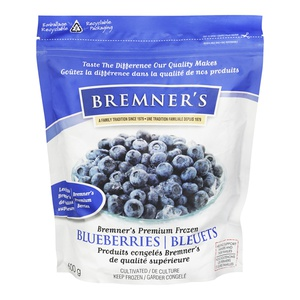 Bremners Blueberries
