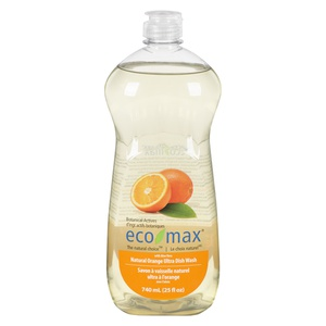 Eco Max Orange Dish Wash