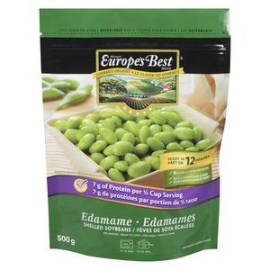 Europes Best Edamame Shelled Soybeans