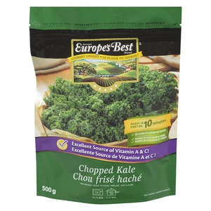 Europes Best Chopped Kale