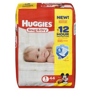 Huggies Snug & Dry Step 1