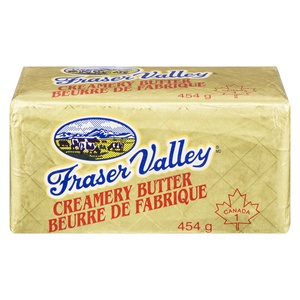 Fraser Valley Creamery Butter