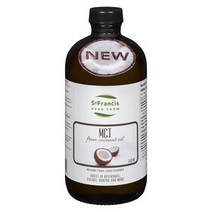 St Francis MCT From Coconut Oil